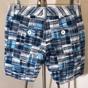 Yom Yom Shorts - Yom Yom Junior Patchwork Bermuda Shorts